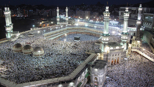 Merényletkísérlet az iszlám legszentebb helyén