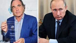 Putyin Oliver Stone-nak: az USA támogatta a terroristákat, hogy gyengítse Oroszországot