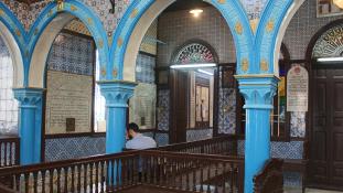 Ahol arab kommandósok védik a zsidókat