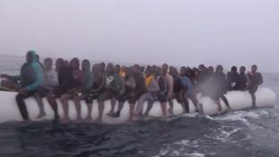 Egyre több migráns választja a halálos spanyol útvonalat Európába