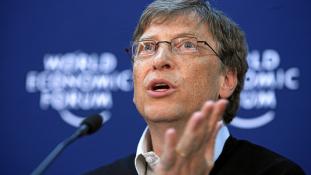 Bill Gates szerint migránsügyben túl nagylelkű Európa