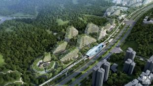 Kína erdővárossal veszi fel a harcot a légszennyezés ellen