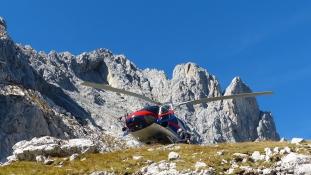 Svédországban egy nő kihívta a hegyimentőket, mert túrázás közben elfáradt