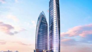 Afrika legmagasabb felhőkarcolója épül Nairobiban