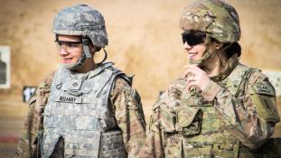 Női jelentkezők már vannak, de lesz-e belőlük szuperkommandós?