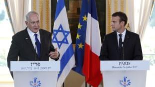Netanjahu Párizsban: a civilizációk háborúja folyik a radikális iszlám ellen