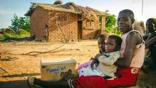 Drónfolyosót nyit Afrikában az UNICEF – videó