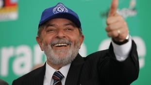 Csaknem 10 év börtön korrupcióért Lula exelnöknek Brazíliában