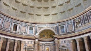 Megfejtették, mitől sérthetetlen az ókori római beton