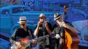 A legendás 66-os út zenészei – Magyarországon a Mother Road Trio