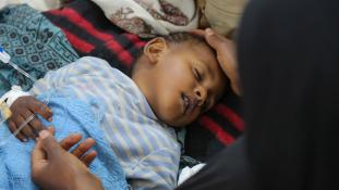 Már 300 ezernél több kolerás beteg van Jemenben