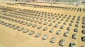 Egyiptomban nyílt meg a Közel-Kelet legnagyobb katonai támaszpontja