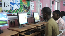 Elment az internet Szomáliában, vergődik a biznisz