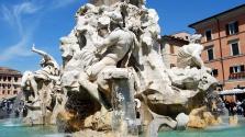 Vízhiány Rómában – nyolc órára elzárják a csapot