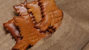 Rémfarkas alakú sütiket árul a Trónok harca egyik szereplője