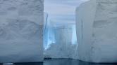 Londonnál négyszer nagyobb jéghegy szakadt le az Antarktiszról