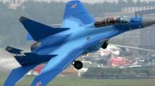 Itt az orosz lopakodó, a MIG-35 – videó