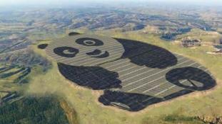 A világ legcukibb erőművével termelik az áramot Kínában