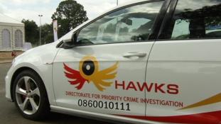 Kirabolták a dél-afrikai elit rendőrök főparancsnokságát