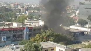 Kormányzati emberek voltak a kabuli robbantás célpontjai