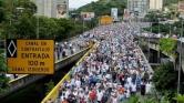 Általános sztrájk két halottal Venezuelában