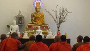 24.000 dollárt érő Buddha szobrot loptak el Botswanában – a dalai láma látogatása előtt