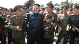 Az ifjú diktátor békejavaslata Amerikának