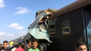 Megnézte az egyiptomi áldozatokat, majd meghalt egy kormánytisztviselő