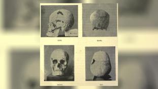 Egyiptomi fáraó lehetett az első ismert óriás