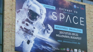 Gateway to Space – képek a budapesti űrkiállításról a Millenárison