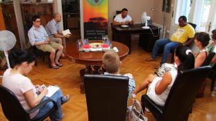 Önkéntes mentőápolókat képez a Magyar Afrika Társaság
