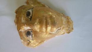 Római sírokat tártak fel az egyiptomi oázisban