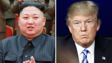 Észak-Korea: nem lehet értelmes párbeszédet folytatni egy szenilis öreggel a golfklubból