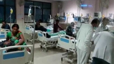 Már 71 gyerek halt meg oxigénhiány miatt egy kórházban Indiában – videó