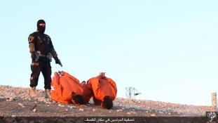 Katonákat fejeztek le Líbiában