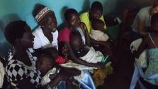 Fekete madonnák a váróban – így dolgoznak a magyar önkéntesek Ugandában