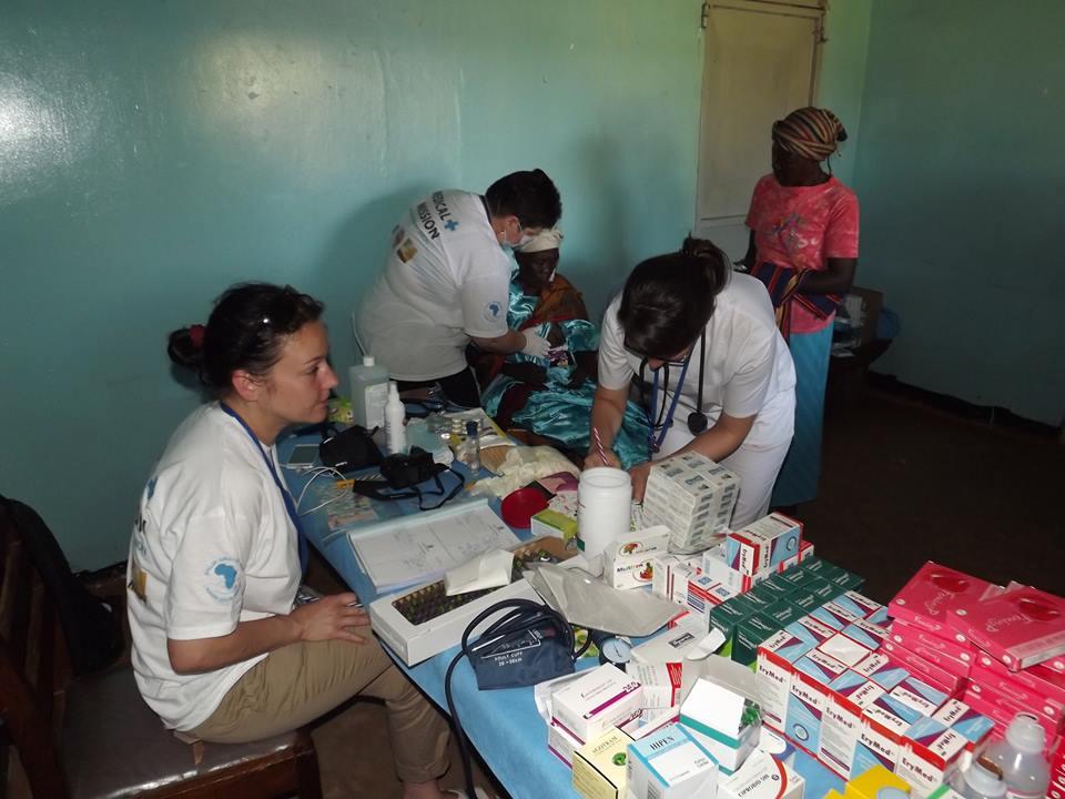 Lengyel Ingrid, Dr. Bartha Csilla és Kiss Kamilla AHU-koordinátor.