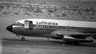 Visszakerül Németországba a Lufthansa 40 éve eltérített repülőgépe