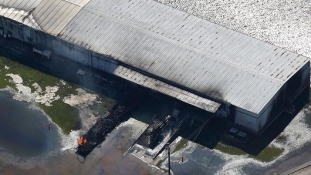 Harvey után: két robbanás egy vegyi üzemben Texasban – videó