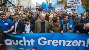 Német választás: aggodalom a szélsőjobboldali AfD előretörése miatt