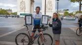 Új világrekord – 79 nap alatt tekerte körbe a Földet egy brit bringás