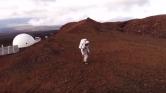 Vége! Nyolc hónap után visszatérnek a civilizációba a Mars-expedíció előkészítésén dolgozó kutatók