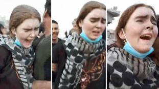 Még mindig bagdadi börtönben van az Iszlám Állam 16 éves német mesterlövésznője