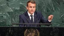 Nem tárgyalják újra a klímaegyezményt az USA kedvéért – Macron