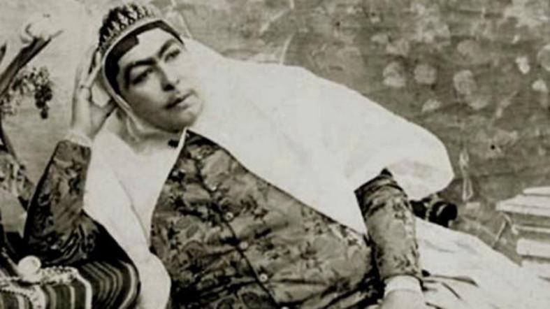 Az uralkodó kedvenc felesége, Anis Al Dawlah