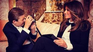 Trump pénzért vásárolta meg 24 évvel fiatalabb nejét, a szép Melaniát?