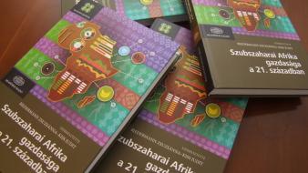 Szubszaharai Afrika gazdasága a XXI. században – könyvbemutató