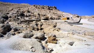 3500 éves család sírját tárták fel Luxorban