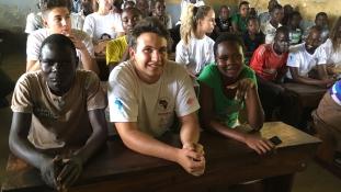 Afrikai iskolába járnak a magyar sorozat szereplői