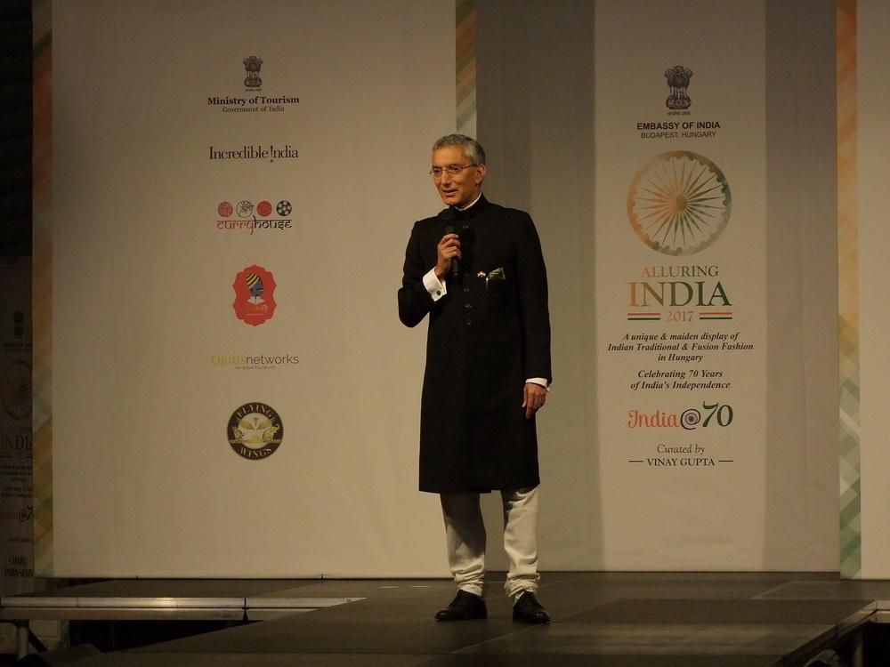 Rahul Chhabra, India budapesti nagykövete